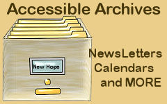 New Hope Moravian Church Archives