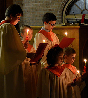 CandleLight Lovefeast